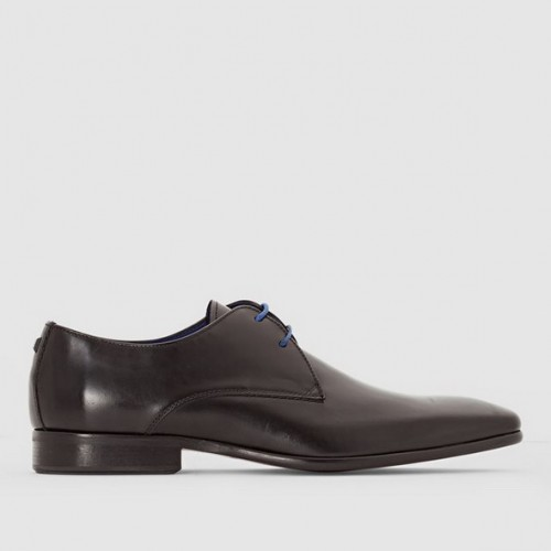 Ботинки-дерби jurical черный AZZARO