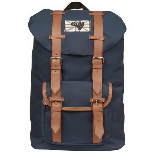 Рюкзак bellamy 2 темно-синий GOLA